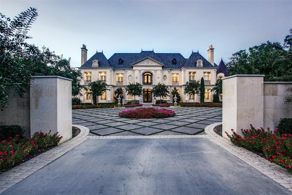 Luxury Home of the Week: French Chateau in Dallas On the Market for $8.995M