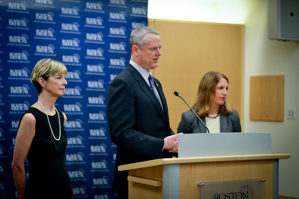Governor Baker Outlines Four-Phase Approach to Reopening