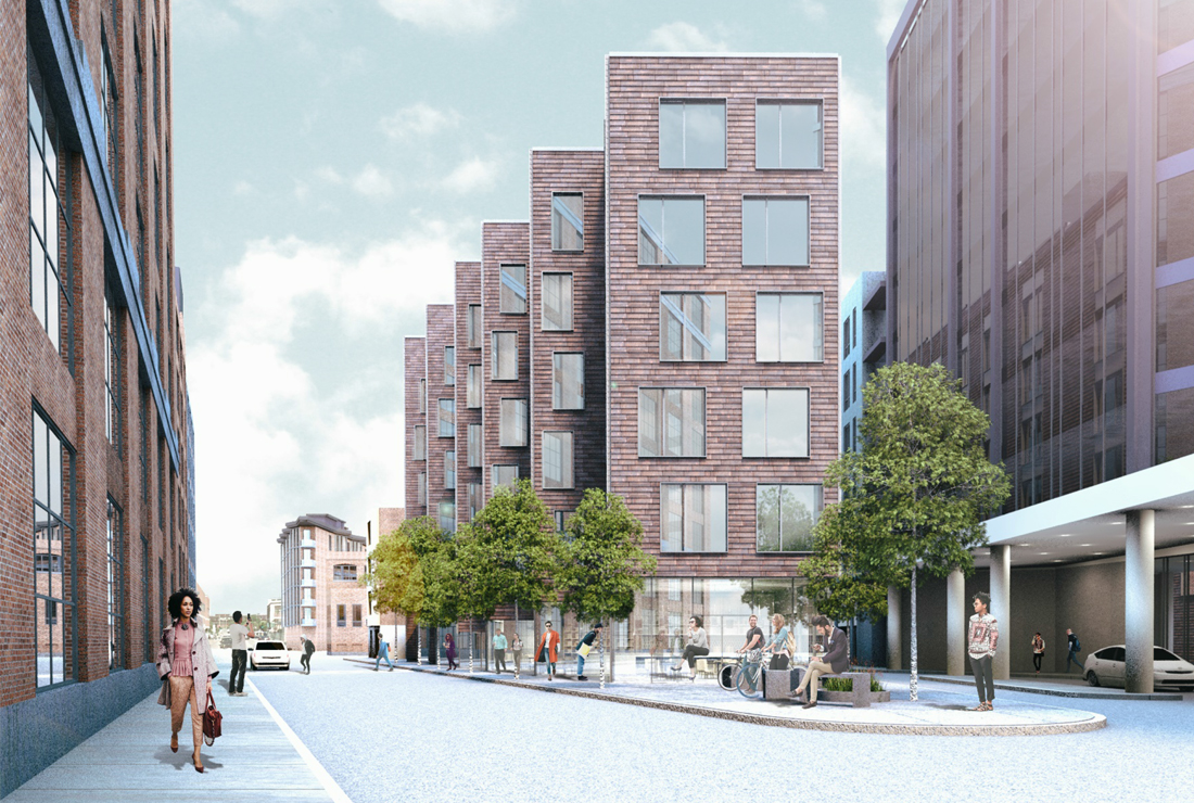 55 Unit Project Approved in South Boston at 21-35 West 2nd Street