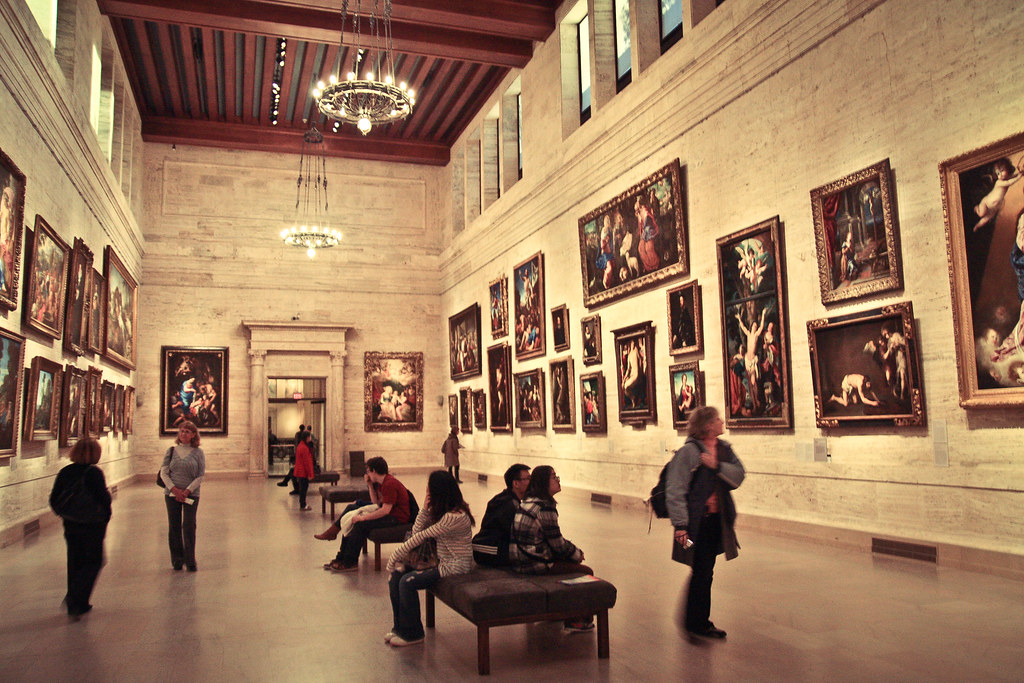 You Can Take Virtual Tours of These Boston Museums & Institutions From the Comfort of Your Home