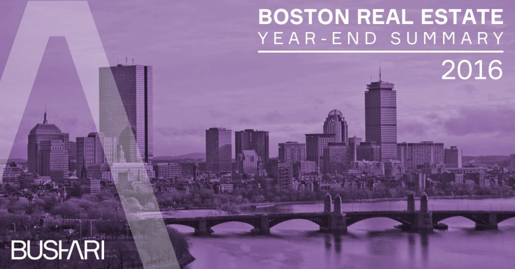 Download the 2016 Boston Real Estate Year-End Summary
