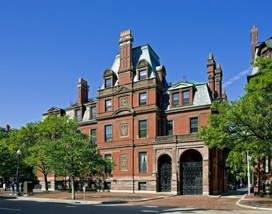 Ames-Webster, a Back Bay Mansion is available for purchase