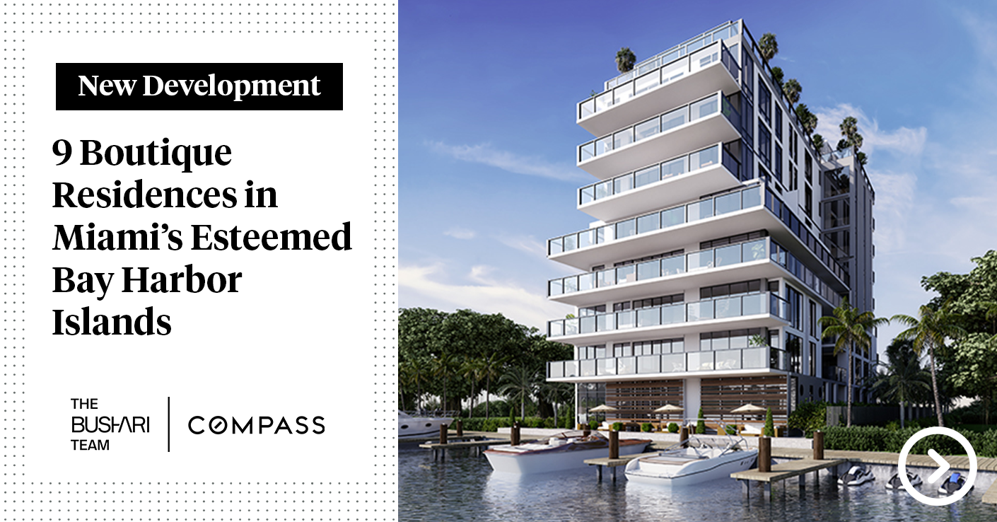 New Boutique Residences in Miami Unveiled by Compass Dev Team