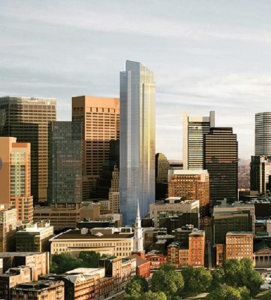 Millennium Tower Boston - Newest Renderings Released