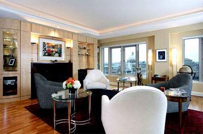 Luxurious Belvedere condo is available for purchase
