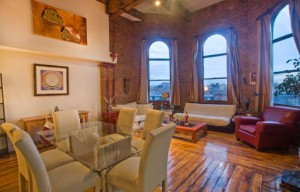 Trendy South End Loft Available for Rent