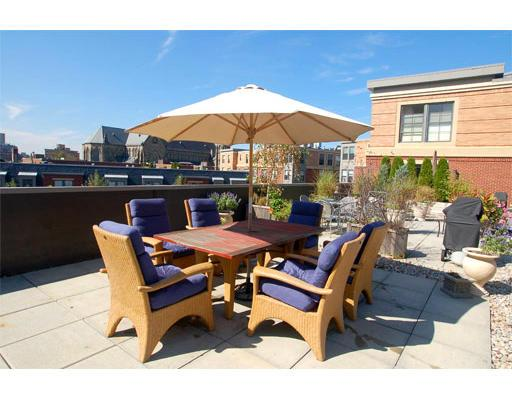 Stunning Three Bedroom Penthouse Now Available in Rollins Square