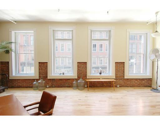 Spacious Loft in Boston's Leather District