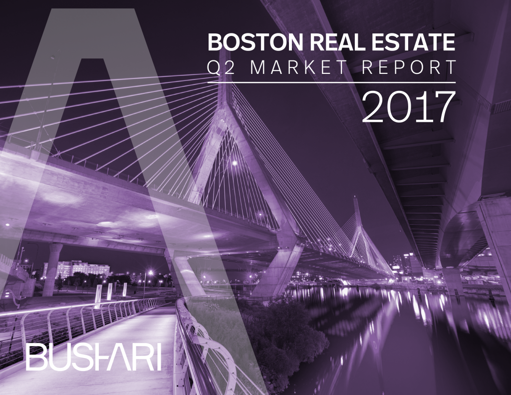 Download the 2017 Q2 Boston Real Estate Market Report