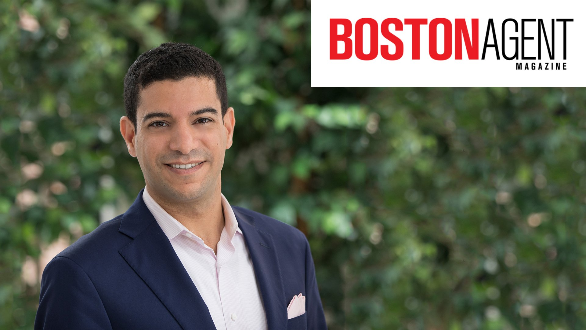 Elad Bushari Named Finalist in Boston Agent Magazine's