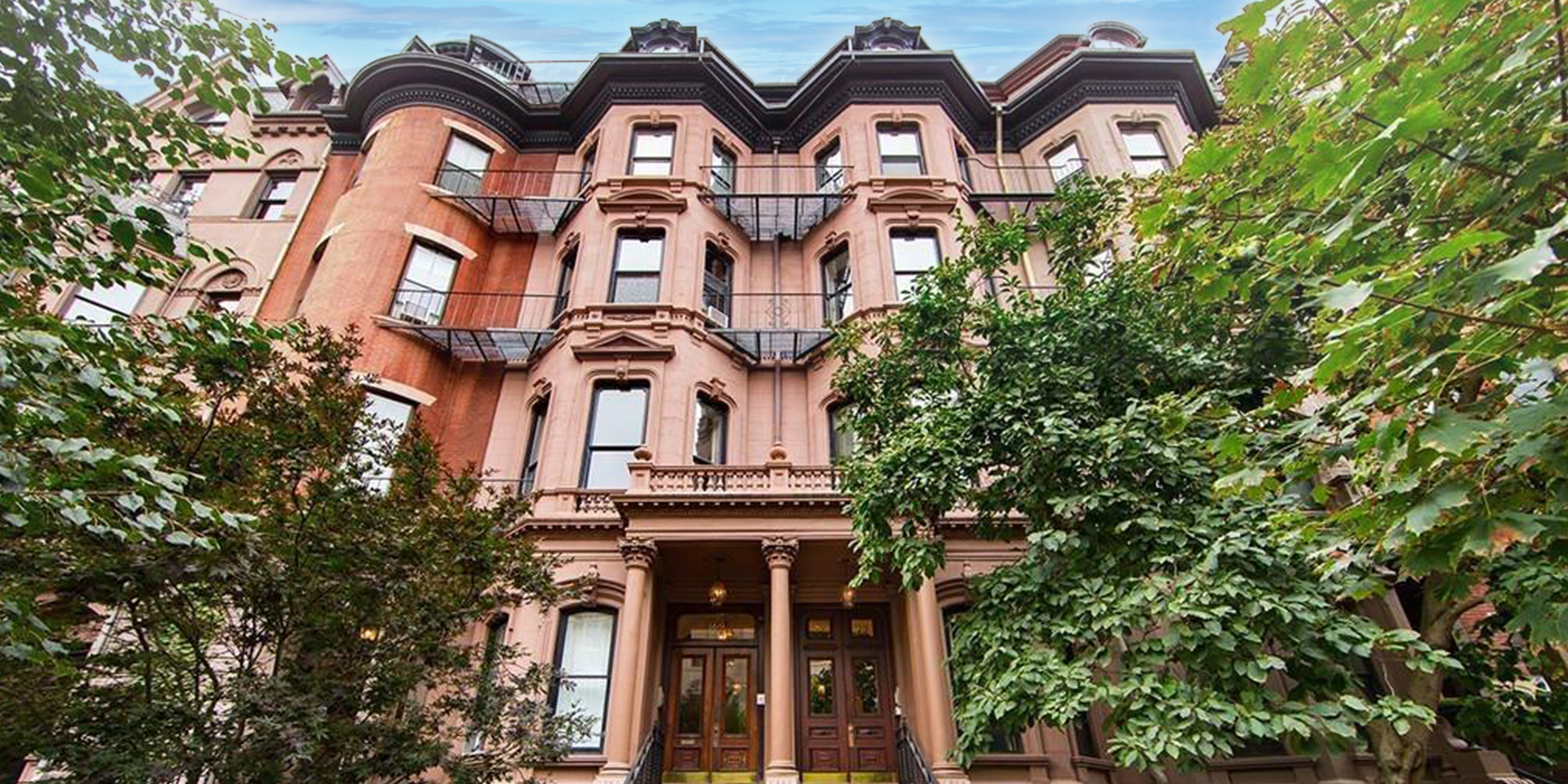 A Piece of History - Here's All of Boston's Brownstone Homes Now Available For Sale