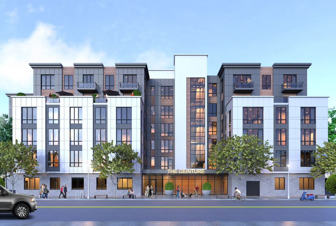 Ceinture Breaks Ground - To Bring 54 Luxury Condos to South Boston