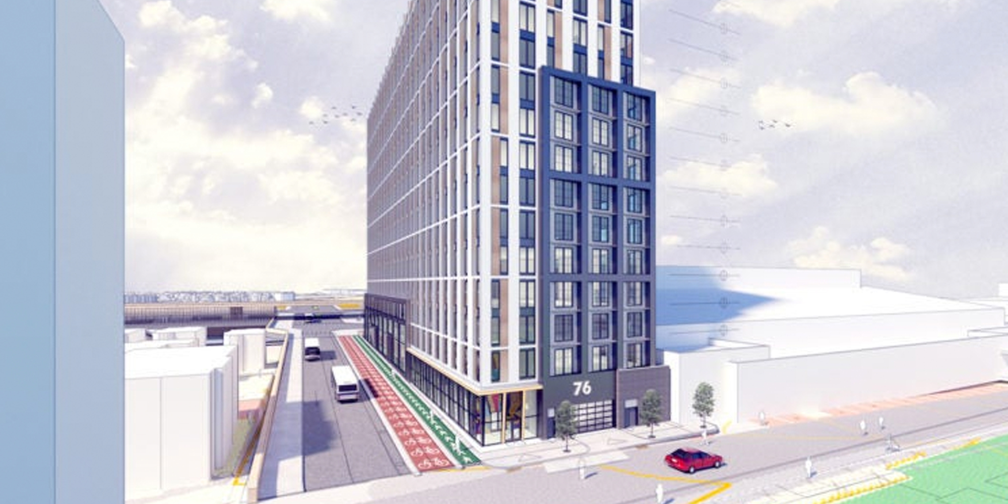 Proposed 262-Unit Allston Development Would Link to a Future
