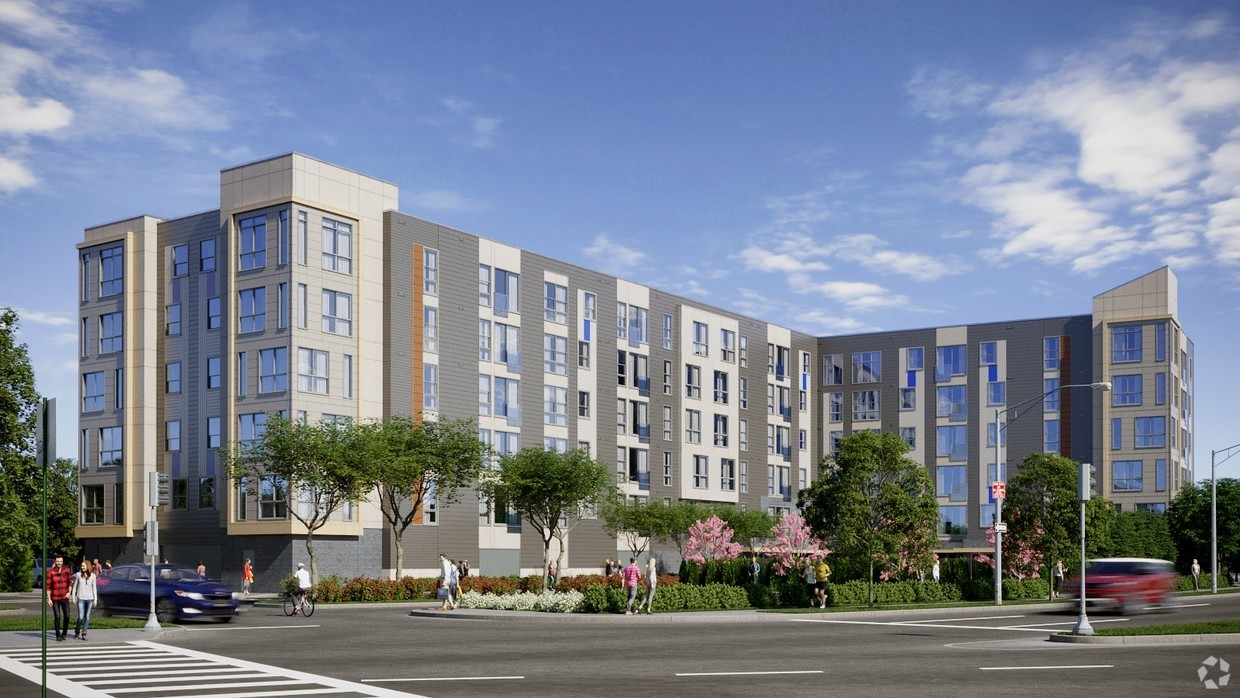 One Beachmont - 195 Luxury Apartments Wrapping Up Construction by Revere Beach