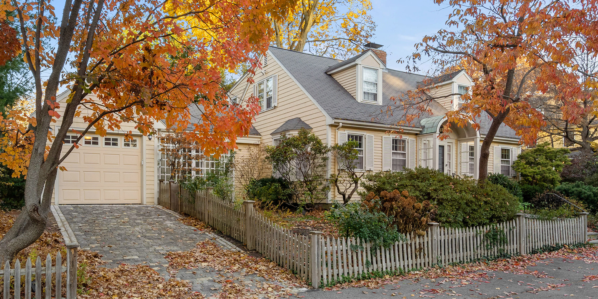 Just Sold in Brookline: Check Out this Storybook Single Family Home Designed by Renowned Cape Architect Royal Barry Wills
