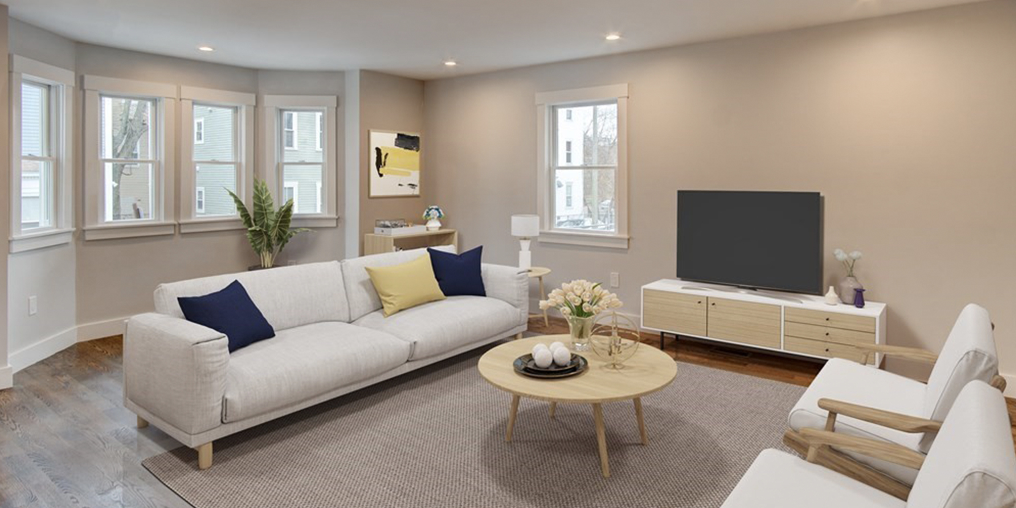 Weekend Open House! Check Out These Two Newly-Renovated Duplex Condos Now Available in Jamaica Plain