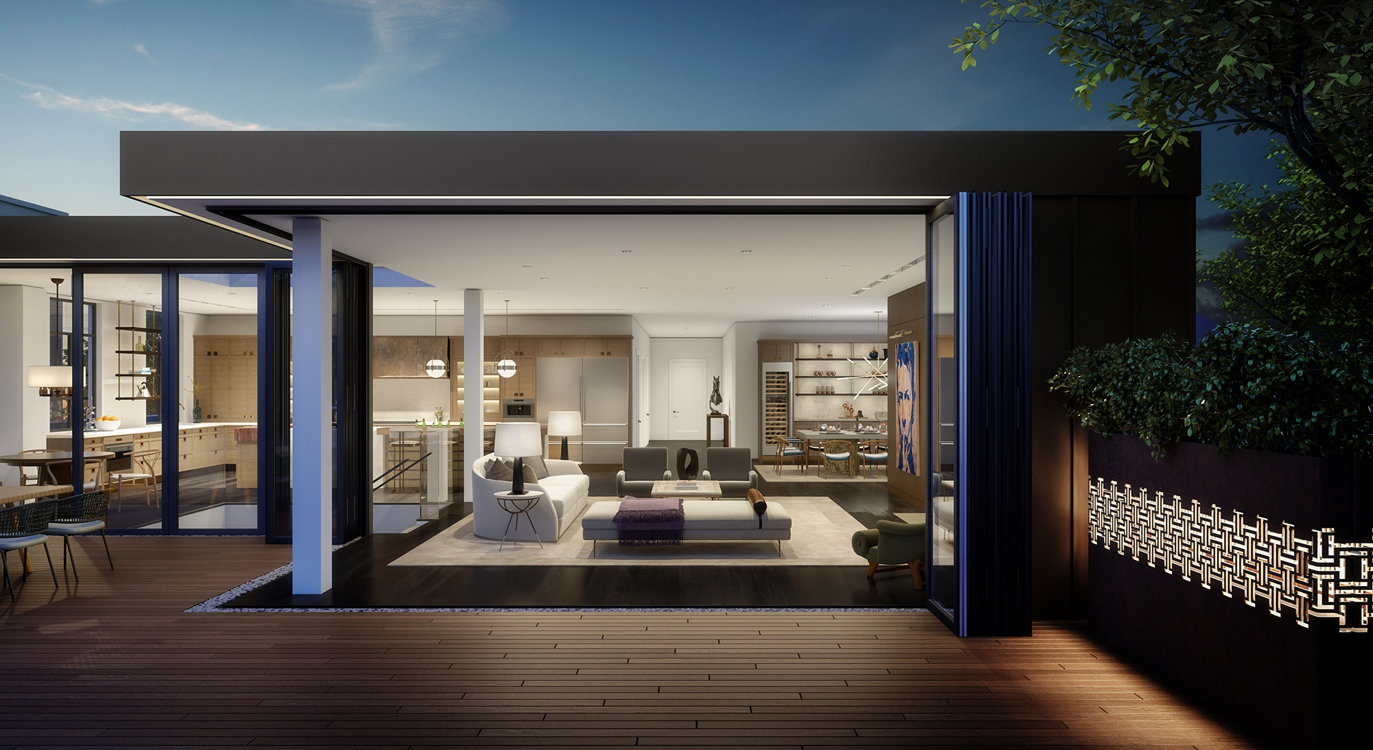 Inside the Upcoming $18 Million Penthouse on Beacon Hill