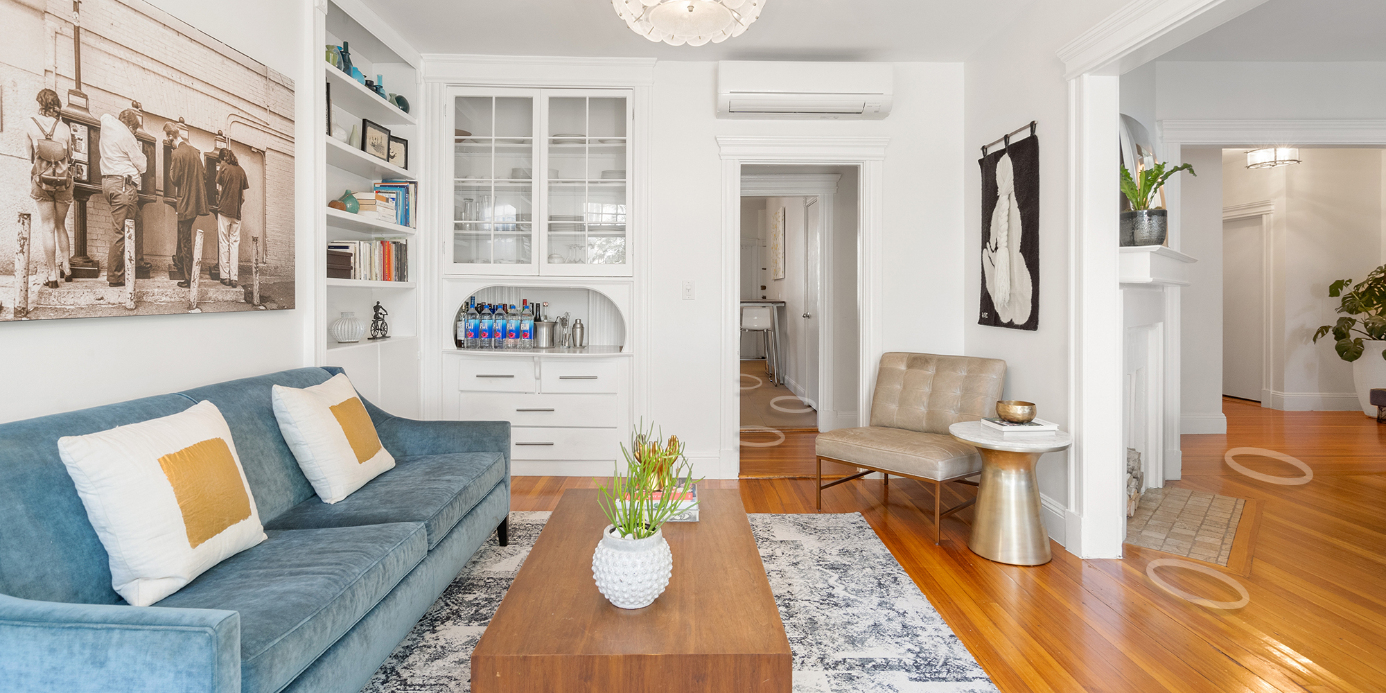 [VIRTUAL TOUR]: Step Inside this Sun-Filled 3-Bedroom Condo Now For Sale in Brookline at $1.079M