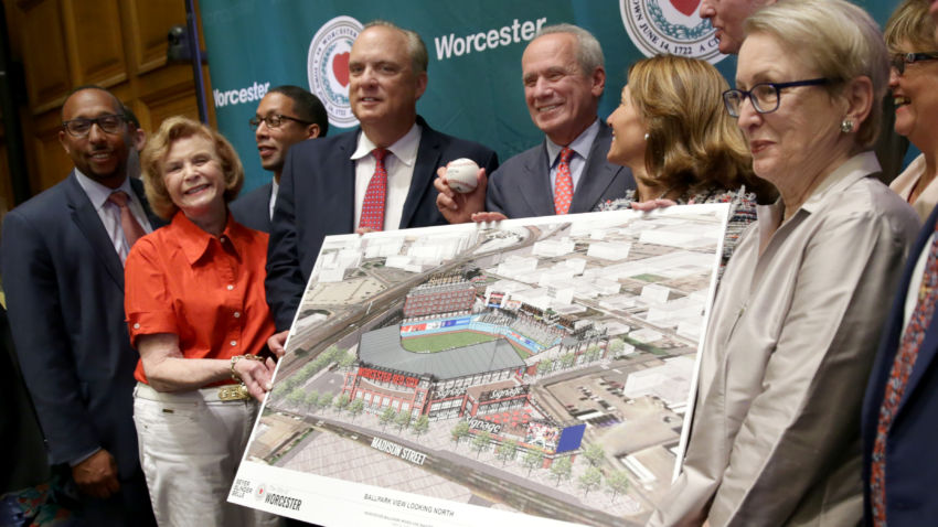 How a Minor League Team's Move Could Birth a Central Massachusetts Development Boom